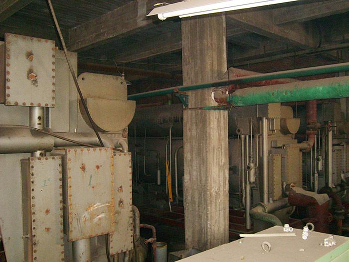 双良并联运行溴化锂制冷机回收