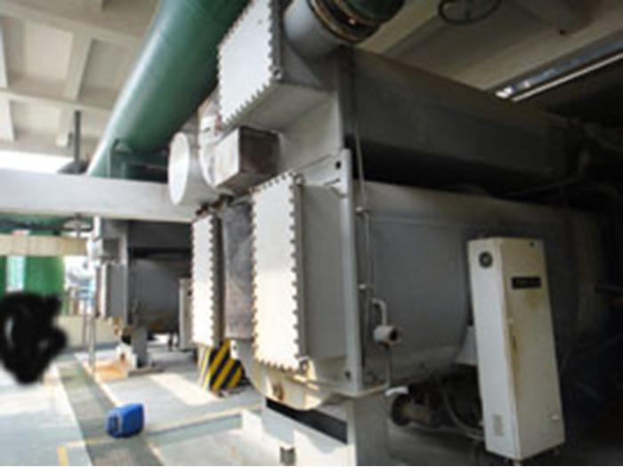 大连三洋溴化锂中央空调回收