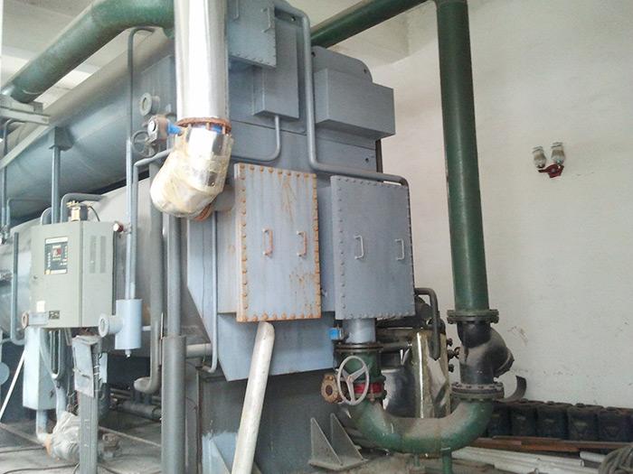 回收溴化锂制冷机企业分享制冷机的操作原理