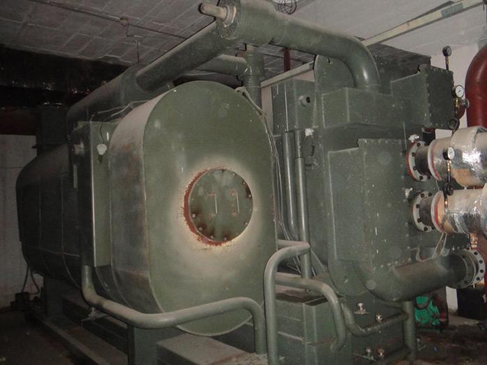 广重溴化锂中央空调回收