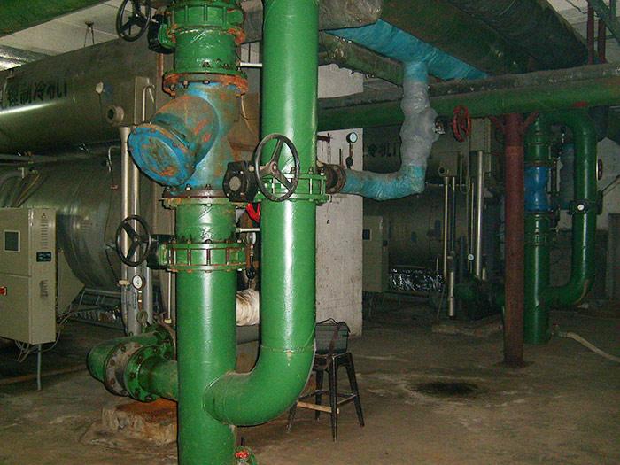 老款溴化锂机组回收