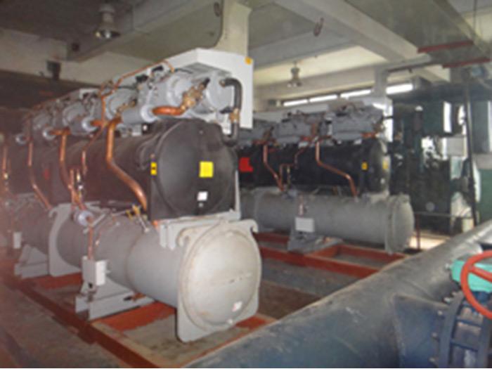 回收二手溴化锂空调机组