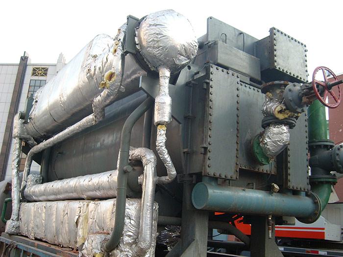 中央空调回收公司是如何识别集中式中央空调的?