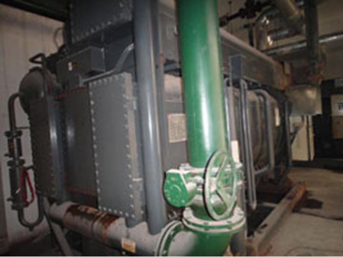 回收二手溴化锂冷水机组