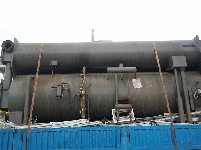 江苏双良溴化锂制冷机回收