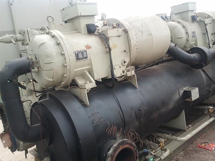 冷水机组回收-活塞式冷水机组的工程流程包括哪些?